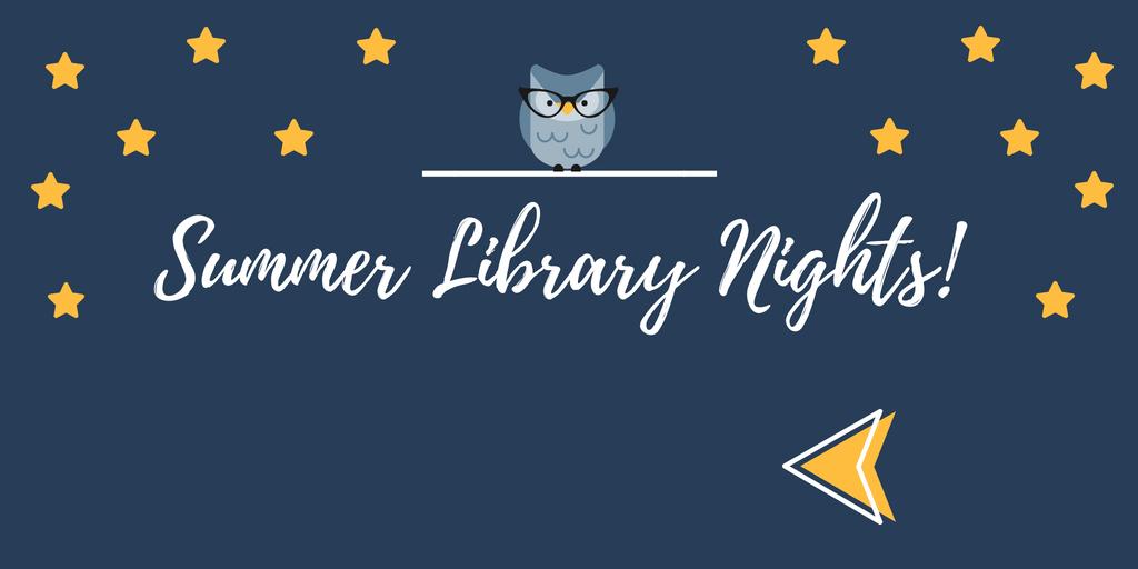 Summer Library Nights