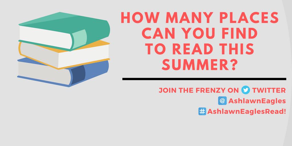 Summer Reading Frenzy!