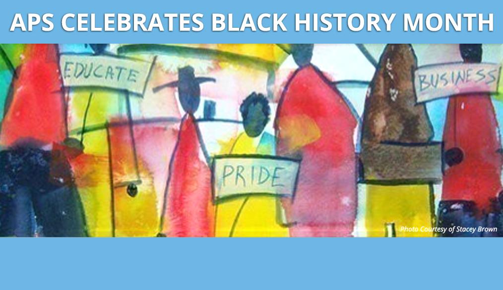 APS Celebrates Black History Month