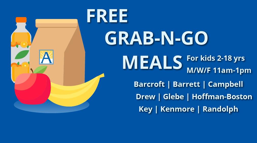 Free Grab-N-Go Meals updated 5_9_2020