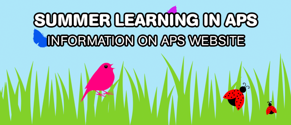 Summer Learning in APS