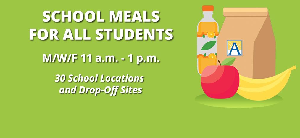 APS 학교 급식 서비스 2020-2021
