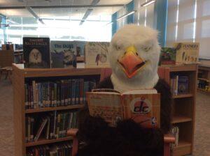 독수리 독서