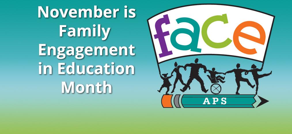 November Family Engagement Month