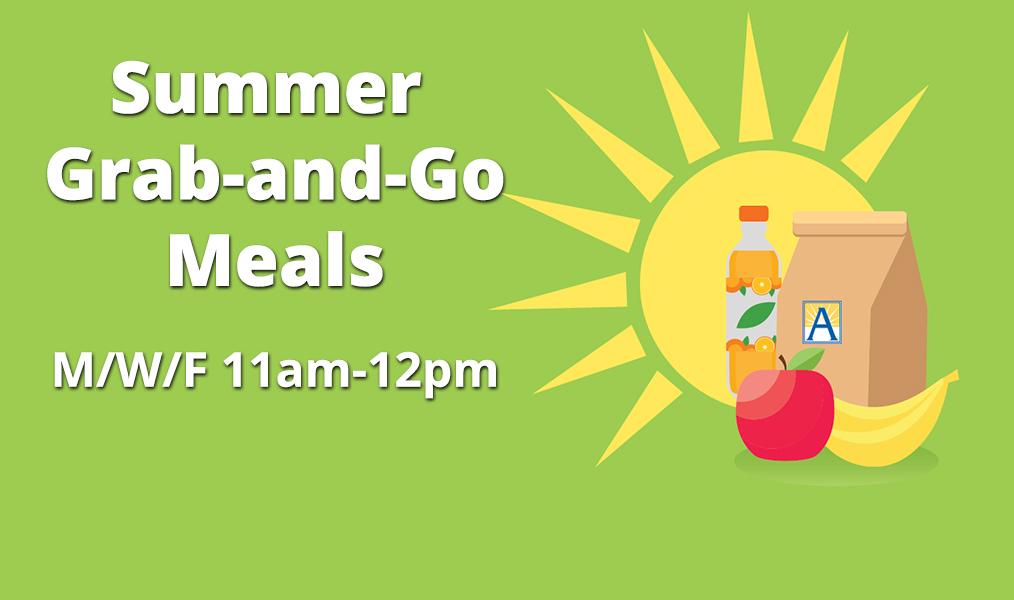 APS Bữa trưa mùa hè Grab & Go