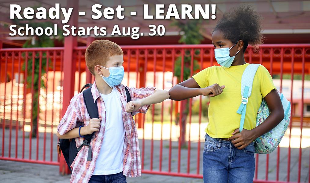 APS trường học bắt đầu vào ngày 30 tháng XNUMX. Bạn đã đăng ký chưa?