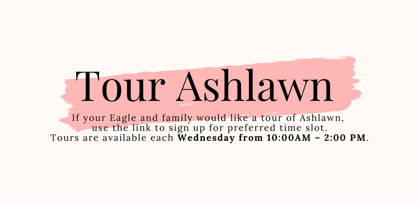 Tham quan Ashlawn